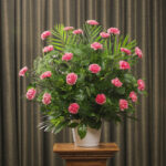 FUNERAL CARNATION 24 PINK