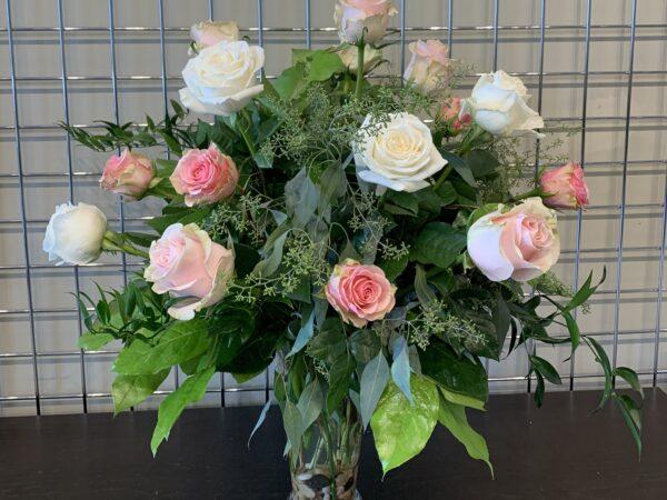 Rose Vase 18