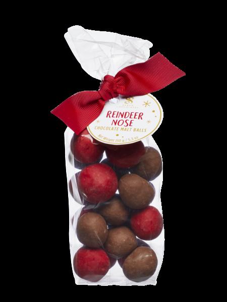 Reindeer Nose Glossy Malt Balls