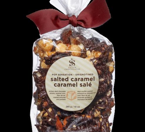 Salted Caramel Pop Sensations